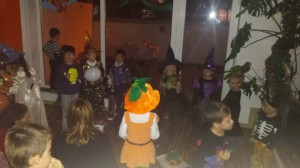 Distractie de haloween